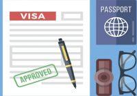 carta de intenção para aplicação de visto