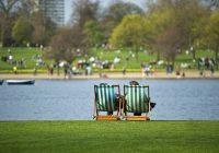 hyde park parques em Londres