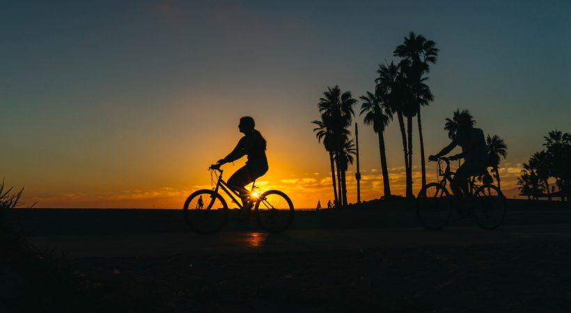california viagens de bike pelo mundo