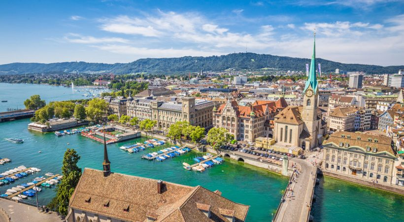 intercâmbio na Suíça