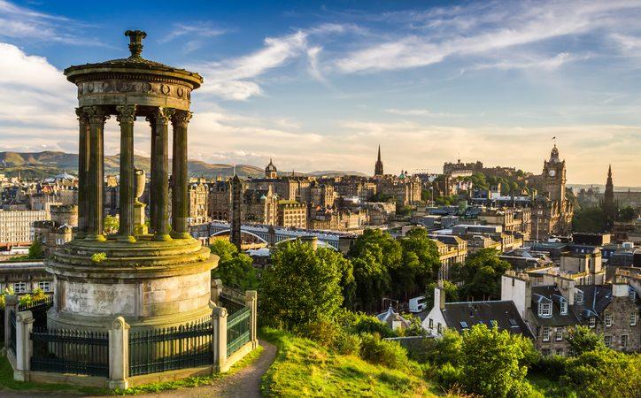 fazer intercâmbio na Escócia
