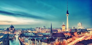 intercâmbio em Berlim