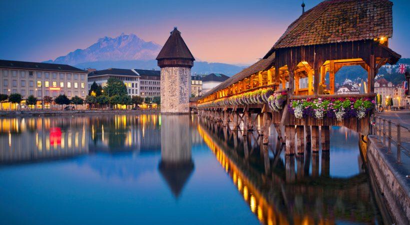 roteiro de 3 dias na Suíça