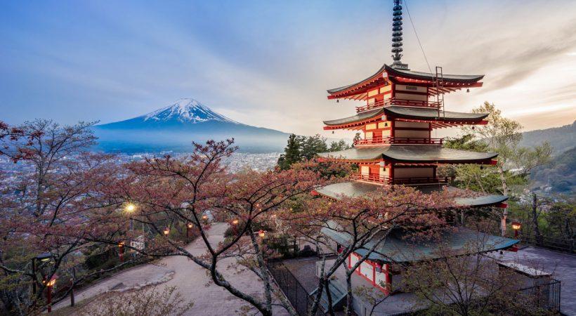 intercâmbio no Japão