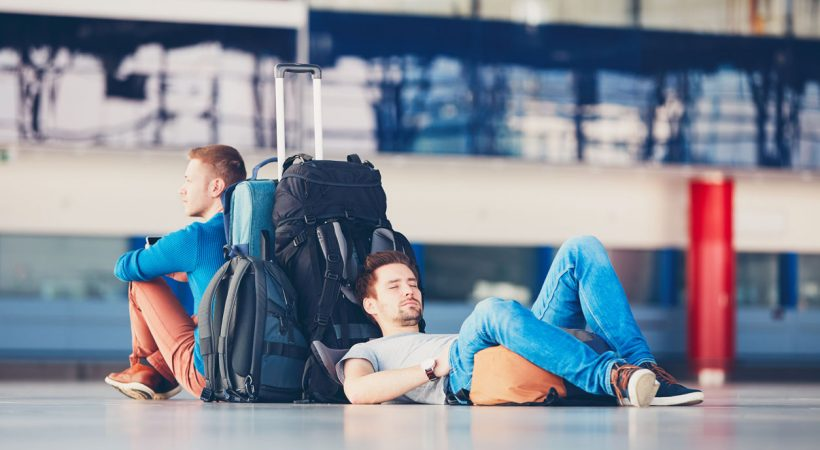 atraso ou cancelamento de voos