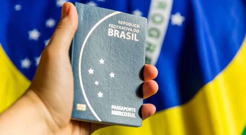 passaporte no exterior