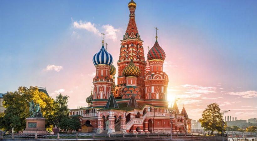 intercâmbio na Rússia