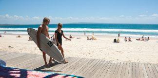 intercâmbio em Sunshine Coast
