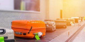 evitar o extravio de bagagem