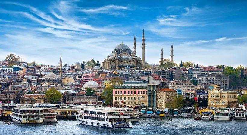 intercâmbio na Turquia