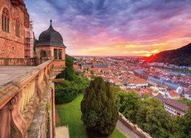 Intercâmbio em Heidelberg