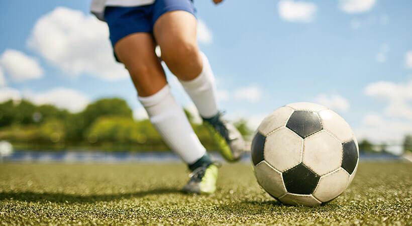 Intercâmbio com Futebol do Manchester City, na Inglaterra